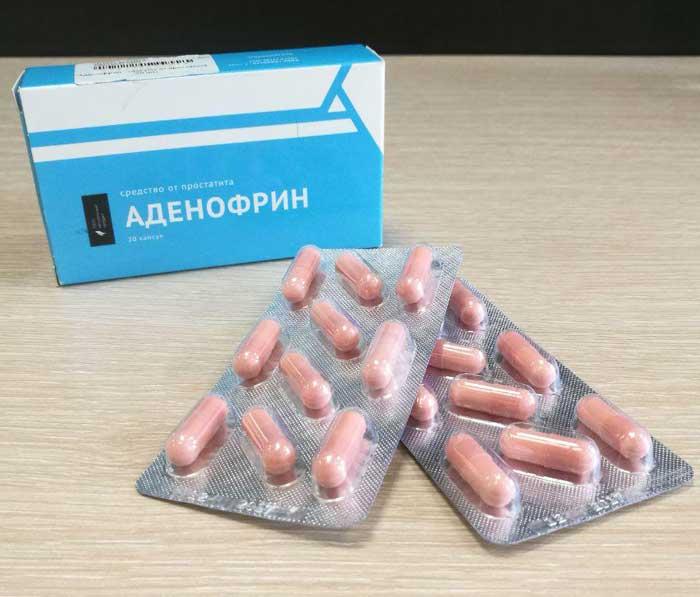 Аденофрин — средство от простаты