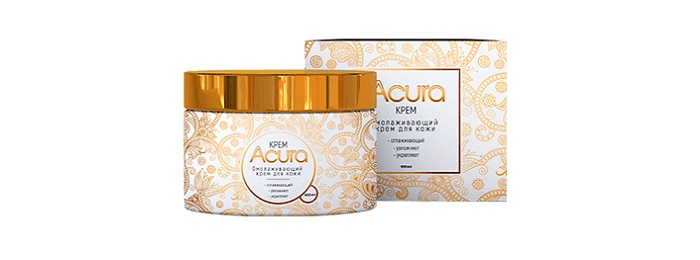 Acura - антивозрастной крем невесты