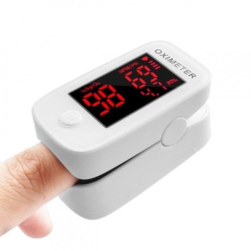 Пульсоксиметр для измерения уровня кислорода в крови – быстро и эффективно измерит жизненно важные показатели