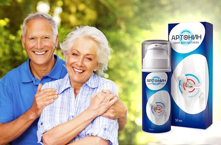 Артонин — мазь для суставов