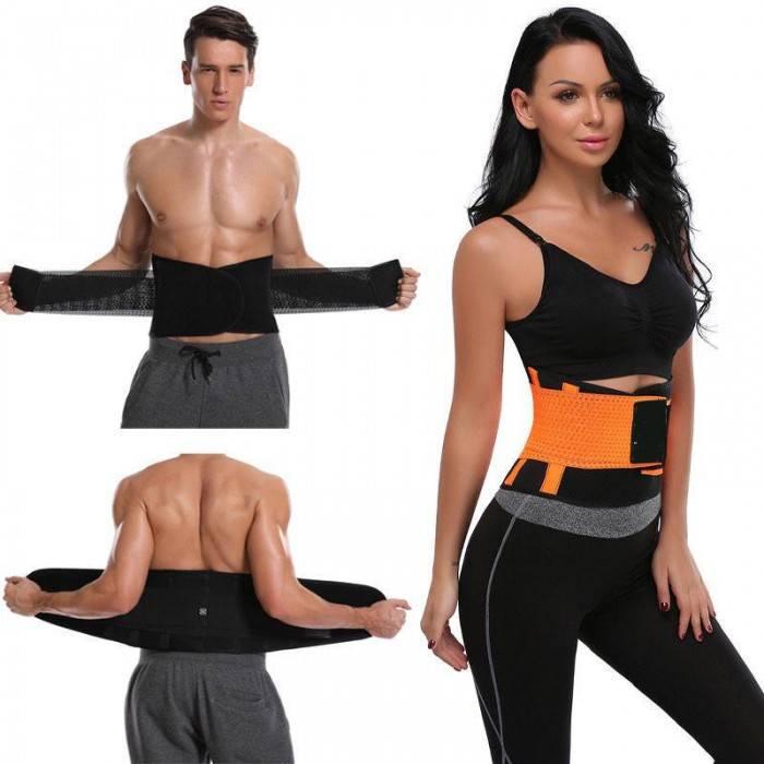 Уникальный пояс для коррекции фигуры Xtreme Power Belt – приспособление для избавления от жировых отложений в области талии и бедер