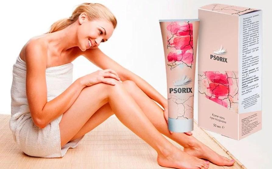 Psorix от псориаза
