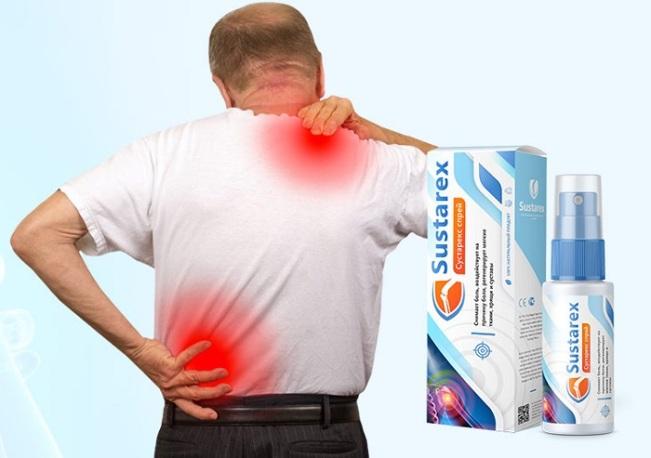 Sustarex от боли в суставах